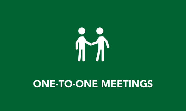 One-to-One Meetings